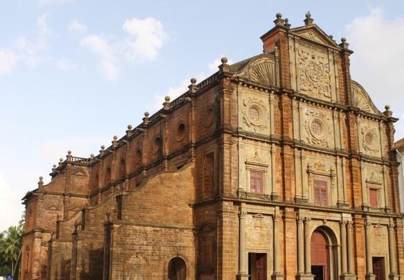 St Francis Xavier Church, Panjim, Goa.